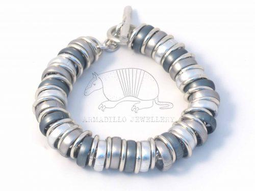 Al-Large-Tube-bracelet-Anthracite