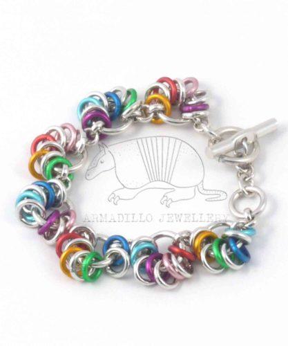 Al-Sm-Loop-bracelet-Multi