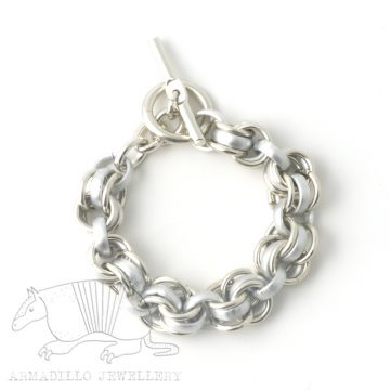 Al-big-chain-silver-m&s-bracelet