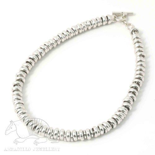 Al-med-Tube-shiny-silver-n'lace