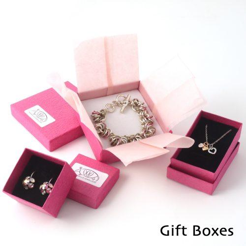 Boxed packaging