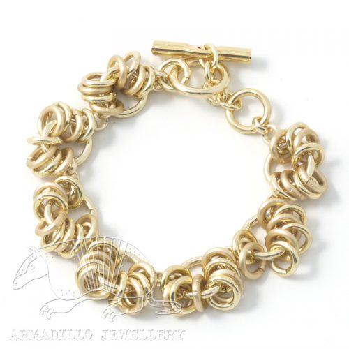 Chain-15-bracelet-gold