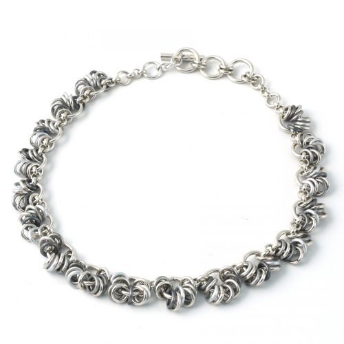 Chain-15-neckalace-Anth-Silver