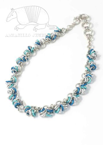Chain-15-necklace-blue-silver
