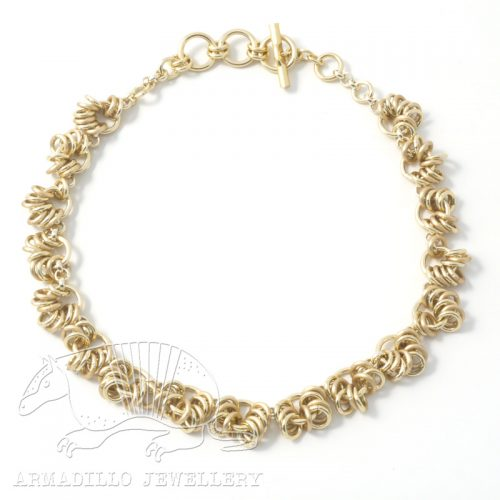 Chain-15-necklace-gold