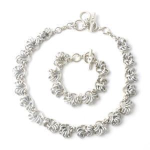 Chain-15-set-silver-mix