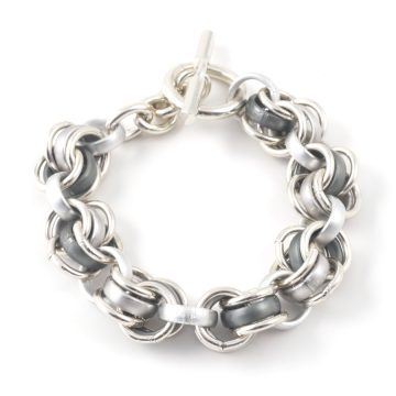 Chain-4-Bracelet-Anthracite-s