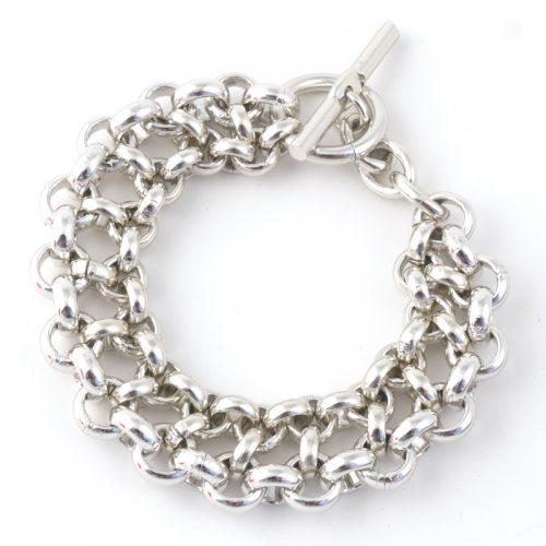 Classic-Bracelet-Shiny-Silver