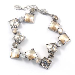 Gold Patina-bracelet