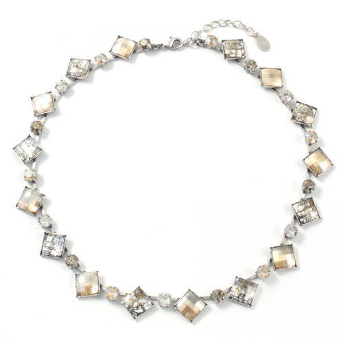 Gold Patina-necklace