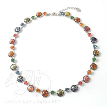 Indian-Multi-necklace