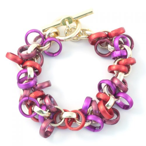 Jewel-gold-bracelet