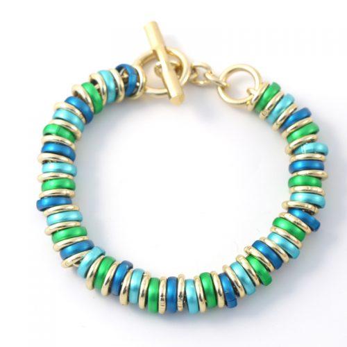 Large-Tube-Marine-Gold-bracelet