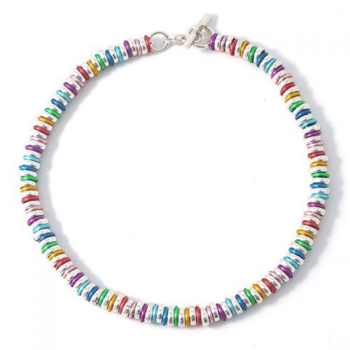 RRK-Necklace-Shiny-silver-multi