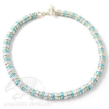 RRK-necklace-aqua-mint-silver