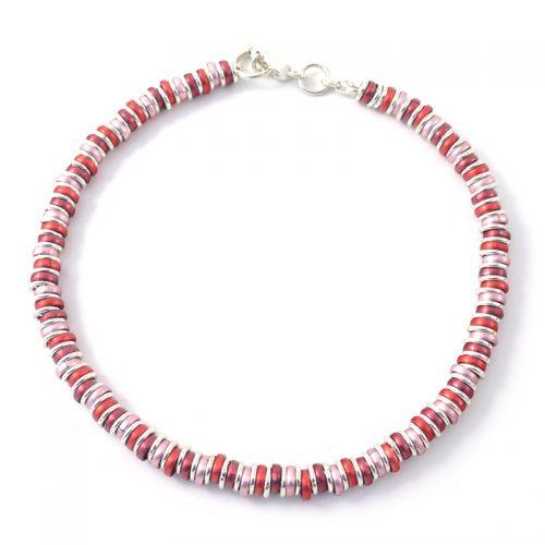 RRK-necklace-red-pink-silver
