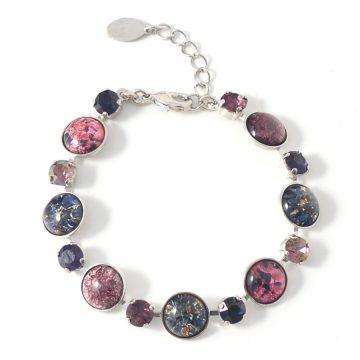 Round-bracelet-purple-pink
