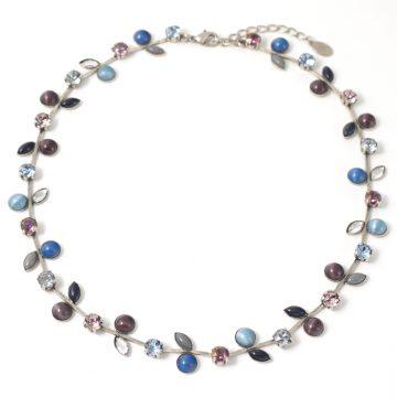 Leaf-design-necklace-plum-blue