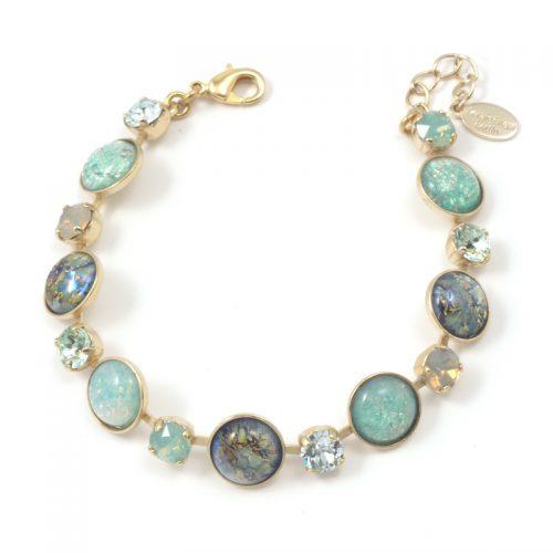 Mint-gold-bracelet