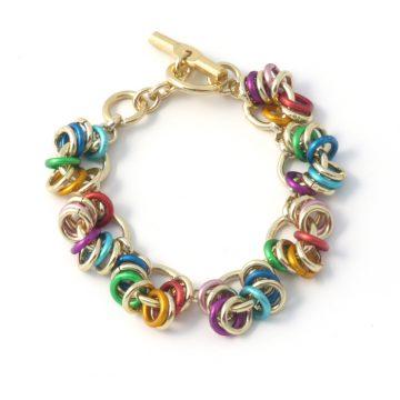 Chain-15-bracelet-multi-g