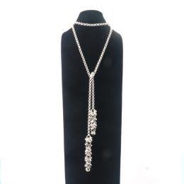Chain-5-Long-Tie-Anthracite-Silver-ii
