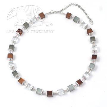 BH-Cubist-necklace-Brown